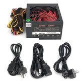 850W 12V ATX Computer Power Supply 12CM Fan 20 / 4PIN Para Intel AMD PC 110V-230V