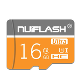 Nuiflash NF-TF 04 C10 Bellek Kartı 16GB 32GB 64GB 128 GB TF Kart Veri Depolama Kartı Telefon Kamera
