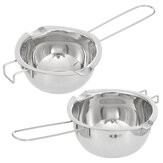 Boiler Cooking Pot Stainless Steel Chocolate Butter Melting Pan Milk Bowl Tools