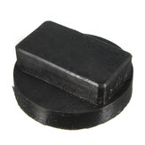 Car Jacking Tool Jack Pad Adapter Rubber Black 62mm For BMW