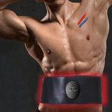 Smart EMS Muscle Trainer Amincissant Ceinture Autocollant De Massage Abdominal 6 Modes 9 Niveaux Ceinture D'exercice De Remise En Forme