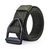 120CM Men Nylon Metal Alloy Buckle Belt Military Tactical Durable Outdoor Sport Pants Strip