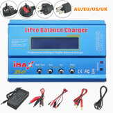 iMAX B6 80W 6A Lipo Battery Balance Charger dengan Power Supply Adapter