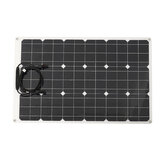 180W 18V Monocrystalline Highly Flexible Solar Panel Waterproof