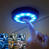 LED Cabinet Light Car Roof Magnet Soffitto lampada Universal Vehicle Interior USB Reading Lighting