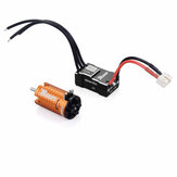 Surpass Hobby ROCKET 1410 MINIZ Motor + 18A ESC Set 5 Colors RC Car Parts