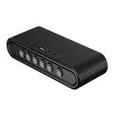 MANOVO X6 2200mAh tela Touch TF Wireless Bluetooth alto-falante com microfone para iPhone 7 8 telefone móvel