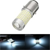 12V 1200lm Headlight Bulb High/Low Beam Led Lamp For Scooter/Moped/Motor Light 144SMD H6 BA20D