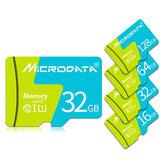 MicroData 8 GB 16GB 32GB 64GB 128 GB Class 10 High Speed TF Karta pamięci z adapterem do telefonu iPhone Samsung Tablet GPS Camera Car DVR
