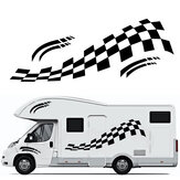 Car Sticker Totem Decoration RV Body Sticker Personality Garland Universal For Camper Van Caravan Motorhome