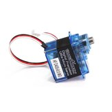 BLUEARROW AF D43S-6.0-MG Micro Metal Gear digitale servo voor XK K130 RC Helicopter