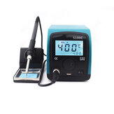 5100C 75W LCD Smart Lead-free Soldering Station Constant Temperature Digital Welding Soldering Iron With USB interface