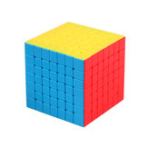MOYU Meilong Puzzle Magic Cube Stickerloze 7x7 Speed Puzzle Magic Cubes Speelgoed Cadeau Educatief Speelgoed voor Kinderen