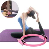 KALOAD Dual Grip Yoga Pilates Ring Legs Arms Waist Slimming Body Building Magic Circle Fitness Exercise Yoga Tools