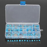 15 Value 300Pcs High Voltage Ceramic Capacitors Assortment Assorted Kit Box