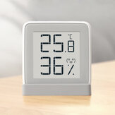 MMC E-ink Screen Digital Thermometer Hygrometer Temperature Humidity Sensor from Ecosystem