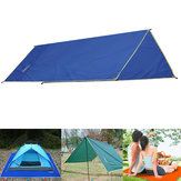 3 In 1 Multifunctional Picnic Mat Waterproof Camping Tent Sunshade Canopy Tarp