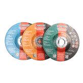 11 шт.125 мм металлические отрезные диски из нержавеющей стали, отрезные диски, шлифовальные диски, шлифовальные диски, угловой шлифовальный