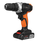 21V 4000mAh Cordless Rechargeable Power Drills 18+1 Electric Screw Driver with 1 Li-ion Battery