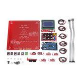 طقم Reprap Ramps 1.4 مع Mega 2560 r3 + Heatbed MK2B + 12864 وحدة تحكم LCD + 5 * DRV8825 + 6 * مفتاح ميكانيكي مع كابلات للطابعة ثلاثية الأبعاد