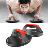 Outdoor Fitness Rotating Push-up Bars Sports Rotation Push-ups Handles Home Gym Body Building Exercise Tools