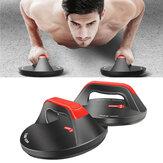 Ao ar livre Aptidão Barras rotativas de flexão Rotação esportiva Push-ups Alças Home Academia Ferramentas de exercício para musculação