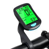 WEST BIKING Bicicleta Medidor de Código Sem Fio Computador Bicicleta Bicicleta De Estrada Velocímetro Multifuncional Equipamento De Ciclismo Ao Ar Livre À Prova D 'Água