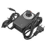 Excellway® 3-12V 2A 24W Adjustable AC/DC Adapter Switching Power Adapter Motor Speed Controller