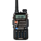 BAOFENG UV-5R 3rd Gen 5W 128 Channels 400-480MHz Backlight Screen Dual Band Two-Way Walkie Talkie Driving Civilian Intercom