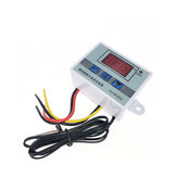 XH-3002 12V 24V 110V 220V Profesjonalny cyfrowy regulator temperatury LED W3002 10A Regulator termostatu