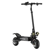 BOYUEDA C2 28AH 52V 3200W Dual Motor Oil Brake Folding Electric Scooter 65km / h Tophastighed 90-100km Kilometertal Område Maks. Belastning 300 kg