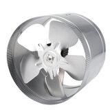 10Inch 4Inch Inline Duct Fan Metal Booster Fan Blower Intake Out-Take Ventilation Fan