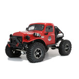 RGT EX86181 RTR 1/10 2.4G 4WD RC Car Rock Crawler Truck Vehicles Models