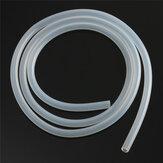 1m Länge Transparenter Silikonschlauch für Lebensmittelqualität 1mm bis 8mm Innendurchmesser Tube