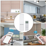 WIFI Automatic Electric Smart Motorisierte Jalousien mit APP-Fernbedienung
