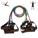 1Pc 15/20/25/30/35lbs Resistance Bands Fitness Muscle Training Exercise Bands