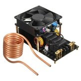 Geekcreit® 1000W 20A ZVS Induction Heating Machine Cooling Fan PCB Copper Tube 12-36V