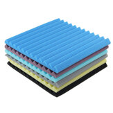 16 Pcs Soundproofing Wedges Acoustic Panels Tiles Insulation Closed Cell Foams