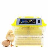 Kümes Hayvanları 96 Egg İnkübatör Alarm Fonksiyonu Kuluçka One İnkübatör 220V