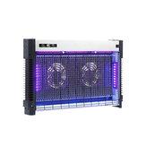 Mt-699 10 W Disipador Mosquito Eléctrico de Doble Núcleo Atrae LED Lámpara Bug Zapper Mute Safe UV Luz