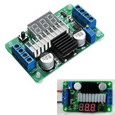 LTC1871 DC-DC 3.5-30V 6A 100W Adjustable High Power Boost Power Module Step Up Board Converter 2 Way Display LED Voltmeter With Reverse Connection Protection Function