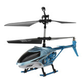 Giroscopio a coda di blocco con ricarica USB resistente alla caduta in lega da 3,5CH remoto Controllo elicottero