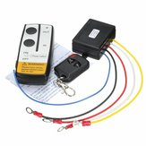12V 315MHz 15m / 50ft Winch In Out Draadloze Afstandsbediening Switch Kit Voor Jeep Truck ATV SUV