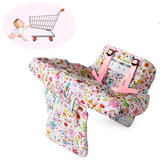 Baby Shopping Trolley Cart Seat Ochranná podložka Kid Child High Chair Cover Mat