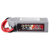 GIANT POWER GRAPHENE 2.0 14.8V 6500mah 80C 4S Lipo batteri til Traxxas 1: 5 X-Maxx RC Car