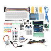 Основные экспериментальные стартовые комплекты с UNO R3 DC Мотор LCD1602 Дисплей с пластиковым пакетом Коробка