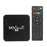MXQ Pro RK3328 Quad Core RAM 4GB ROM 64GB 5G Wifi Android 10.1 4K 3D TV Box H.265 Video Decoder OTT Box