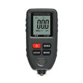I + D TC100 Medidor de espesor de automóviles Coche Medidor de recubrimiento para probadores de pintura Ultra preciso de 0.1 micras / 0-1300 Fe y NF