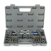 40Pz M3-M12 Vite Set di dadi per dadi con chiavi, lancetta calibro Strumenti