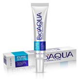 BIOAQUA Creme Tratamento Acne Cicatriz Facial Mark Lightning Óleo Controle Poros Encolhíveis Hidratante